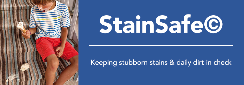 Show spillages who's boss with StainSafe