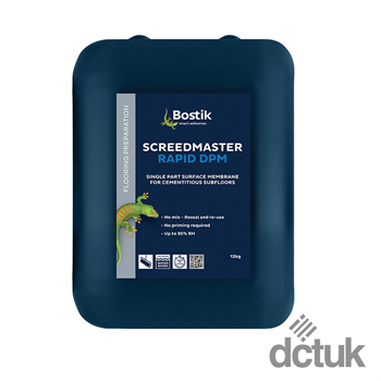 Bostik Screedmaster Rapid DPM (12kg)