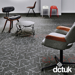Forbo Flotex Triad Carpet Planks