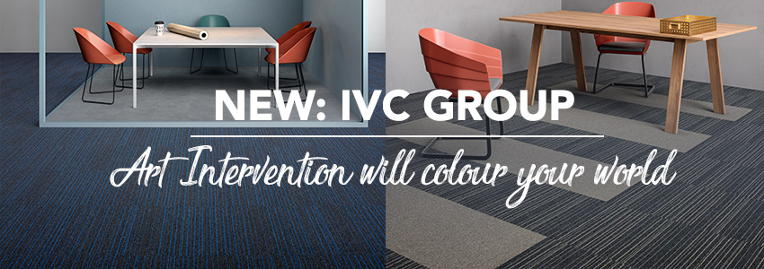 Who Are Ivc Group Design Journal From Dctuk Carpet Tile News