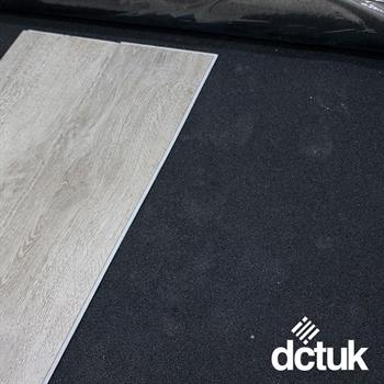 InstaLay Underlay for LVT