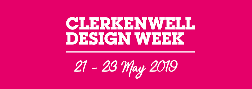The best of the best from Clerkenwell Design Week 2019
