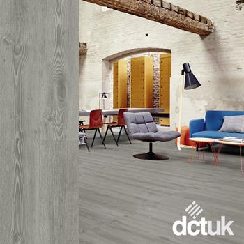 Tarkett iD Inspiration 55 Scandinavian Oak Dark Grey LVT
