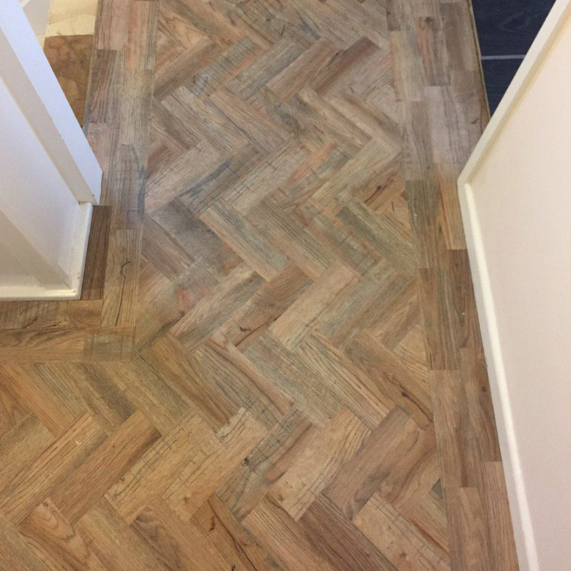 Polyflor Camaro Cambridge Parquet Wood Gluedown