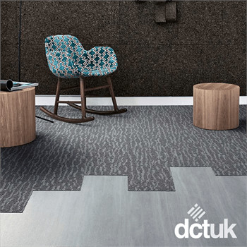 Interface Works Fluid Carpet Planks