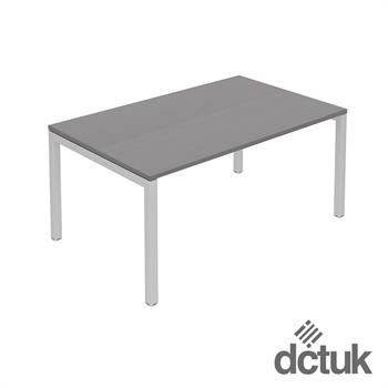 Matrix Meeting Table Silver