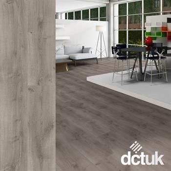 Tarkett iD Inspiration Click Rustic Oak Medium Grey LVT