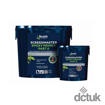 Bostik Screedmaster Epoxy Primer (6kg)