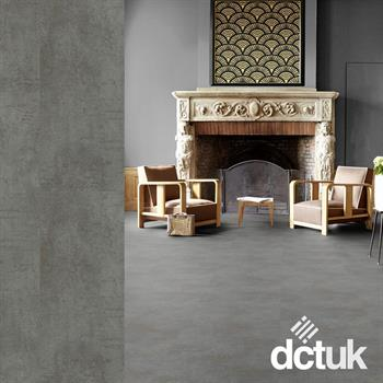 Tarkett iD Inspiration Click Oxide Black Steel LVT