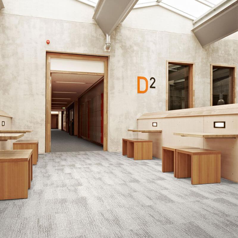 Desso Essence Structure 7017 Carpet Tiles Dctuk