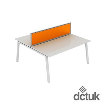 Linnea Double Bench Acrylic Screen