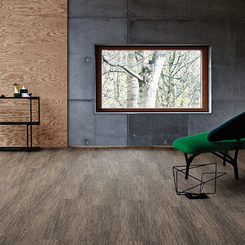 Interface Touch of Timber Planks