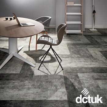 Forbo Flotex Concrete Carpet Planks