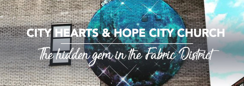 A visit to City Hearts and Hope City Church