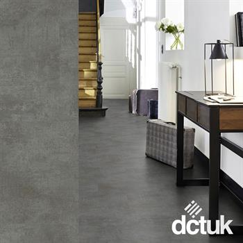Tarkett iD Inspiration 55 Oxide Black Steel LVT