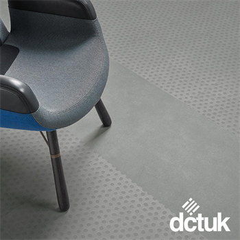 Forbo Allura Dryback Warm Concrete Dots