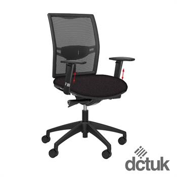 Loreto Mesh Task Chair with Arms