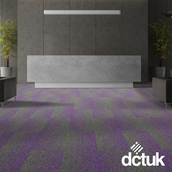 Burmatex Tivoli Mist Carpet Planks
