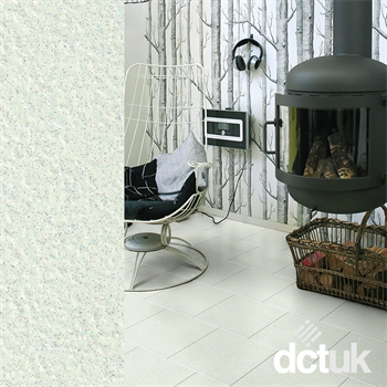 QA Luvanto Click White Sparkle Tiles