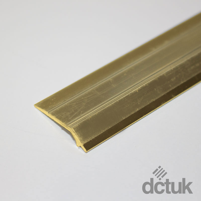 Gold Vinyl Angle Edge Strip