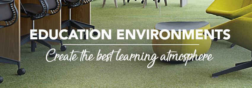Is interior design important for learning environments?