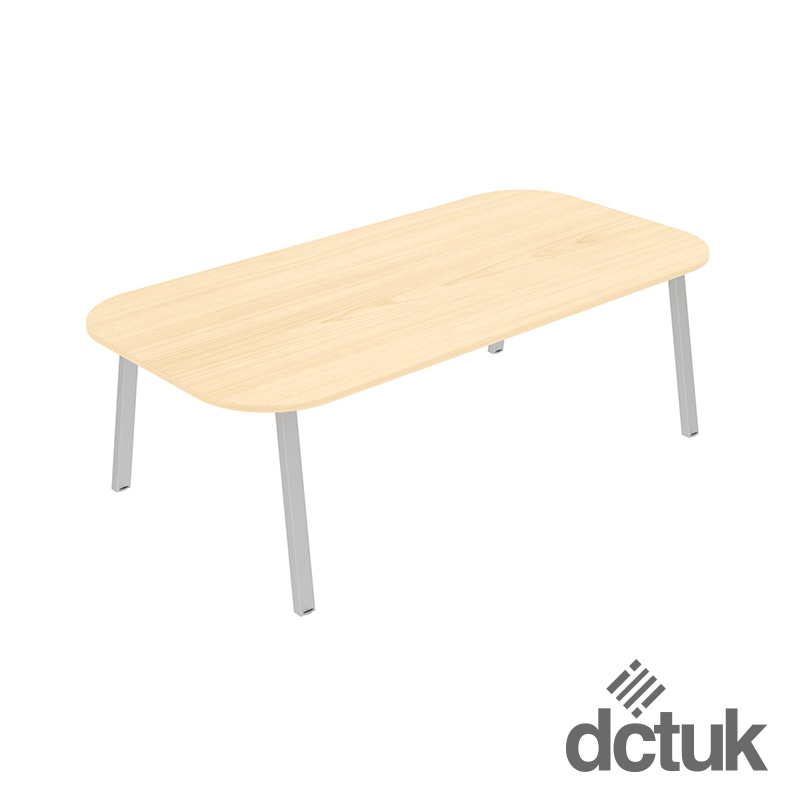Linnea Double D Conference Table (Small)
