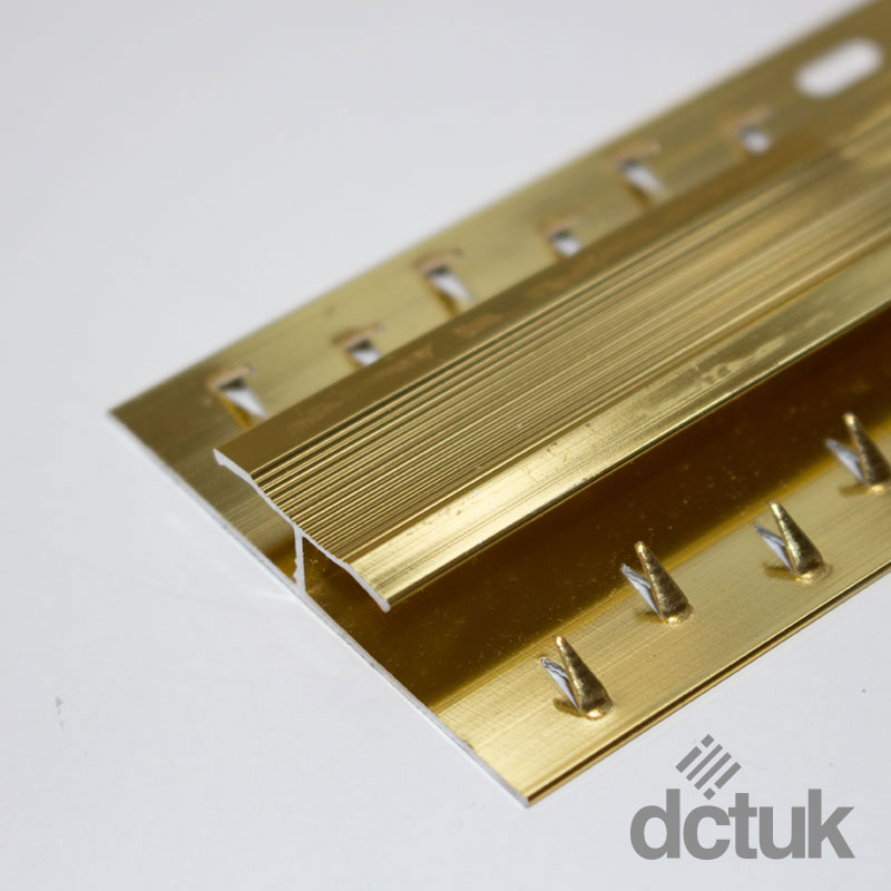 Gold Dual Edging Strip