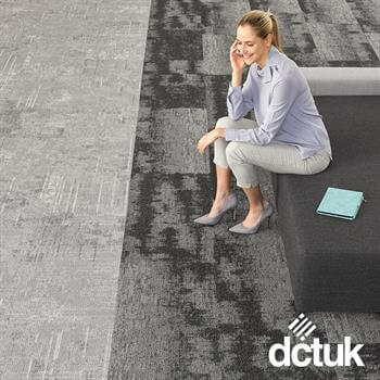 Desso Street Tracks Carpet Planks