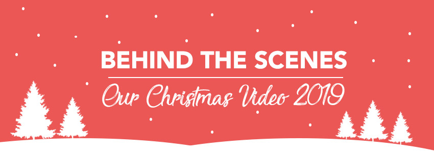 Behind the scenes: Rockin' Around the Christmas Tree