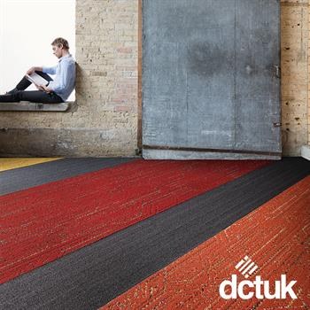 Interface Visual Code Plain Stitch Carpet Planks