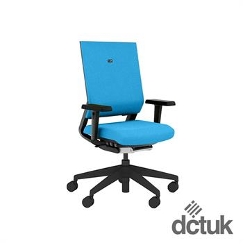 i-sit Upholstered Task Chair with Arms