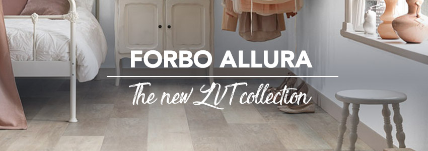 What's so alluring about Forbo Allura?