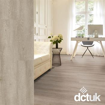Tarkett iD Inspiration 55 Antik Oak Light Grey LVT