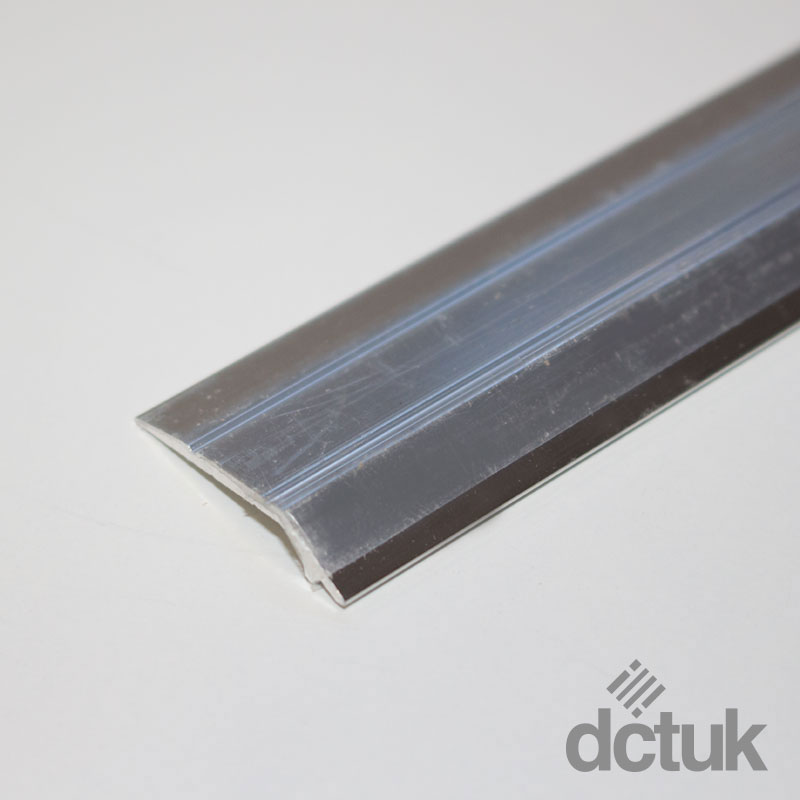 Chrome Vinyl Angle Edge Strip