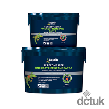 Bostik Screedmaster One Coat DPM (10kg)