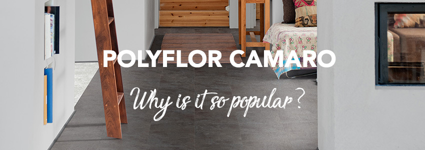 Why is Polyflor Camaro so popular?