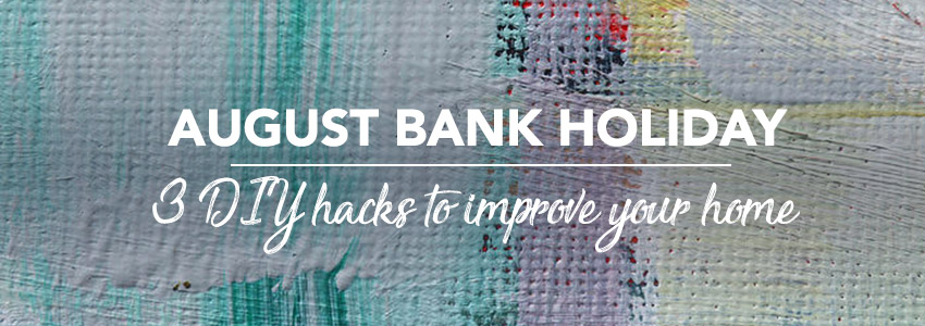 3 creative DIY hacks to improve your home