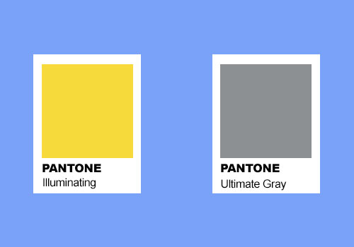 Pantone's colour of the year is... 2 colours?