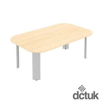 Kassini Double D Ended Conference Table (Small)