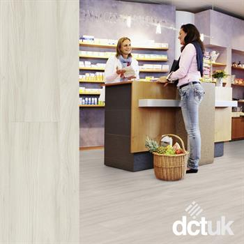 Tarkett iD Inspiration Click Elm Light Grey LVT