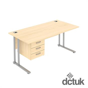 Flexi Fixed Drawer Desk
