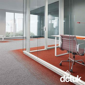 Desso Fuse Create Carpet Planks