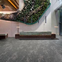 Modulyss Leaf commercial carpet tiles