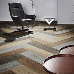 Forbo Flotex Wood carpet planks