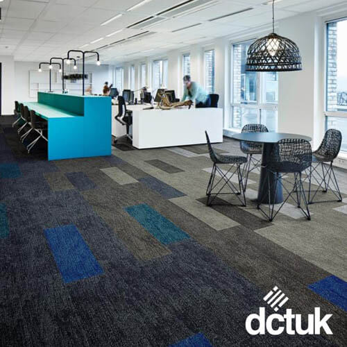 Forbo Flotex Lava Planks