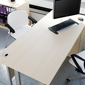 Flexi Rectangular Desk