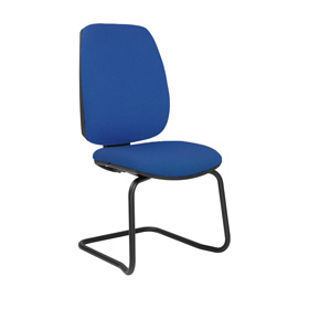 Loreto Mesh Cantilever Meeting Chair